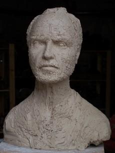 Porträt eines ehemaligen Gefangenen