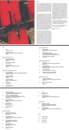 Katalog - Vorwort + Inhalt