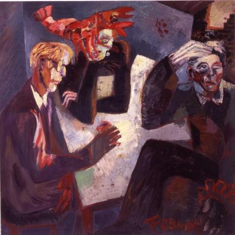 Ralf Kerbach - Dresdner Freunde (1984)